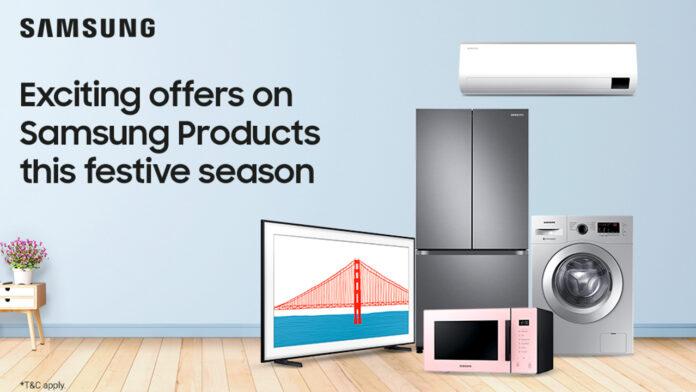 Samsung announces deals