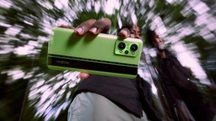 Realme GT NEO 2 NEO Green