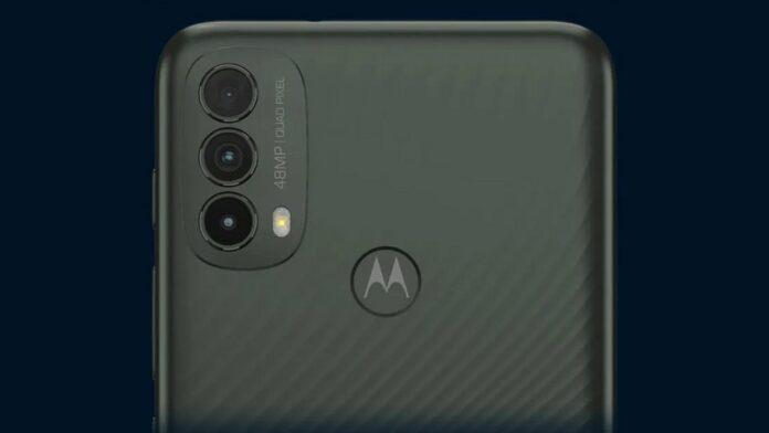 Moto E40 leaked render