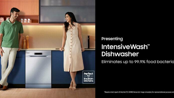 Samsung IntensiveWash Dishwasher